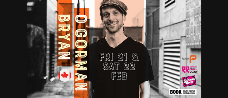 Stand Up Comedy With Bryan O'Gorman