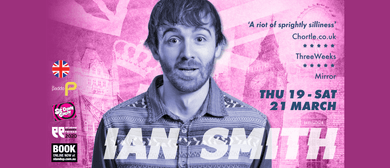 Stand Up Comedy With Ian Smith