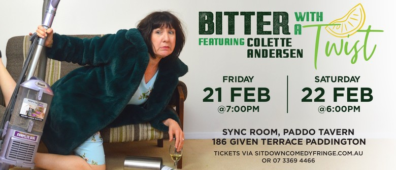 Colette Andersen: Bitter With a Twist