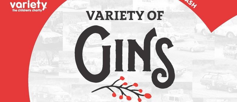 Variety of Gins 2020