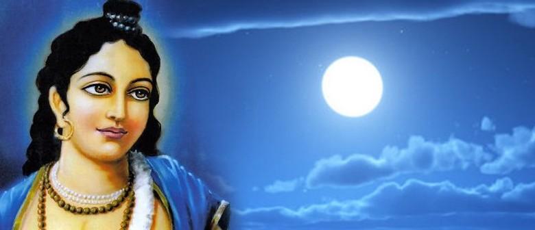 Lord Nityananda Candlelight Kirtan