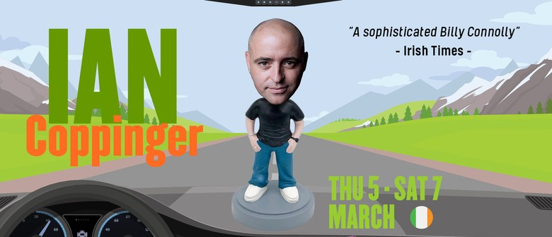 Stand Up Comedy With Ian Coppinger