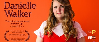 Stand Up Comedy With Danielle Walker