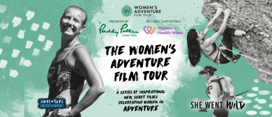 Women's Adventure Film Tour 19/20 – Perth