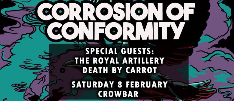Corrosion of Conformity Australia