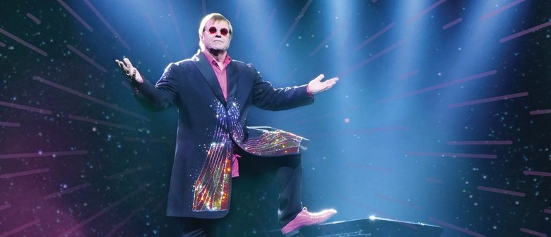Rocketman: A Tribute to Elton John featuring Greg Andrew