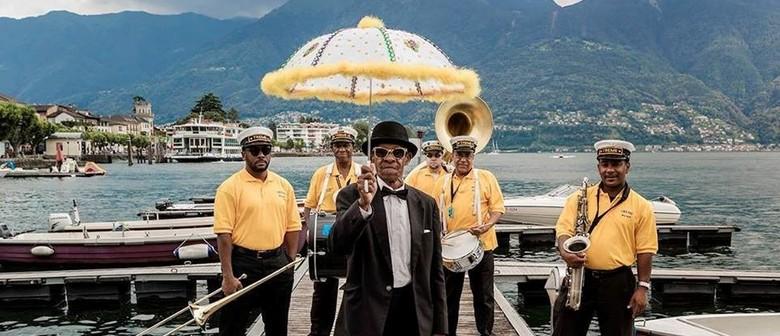 Treme Brass Band – Perth Festival