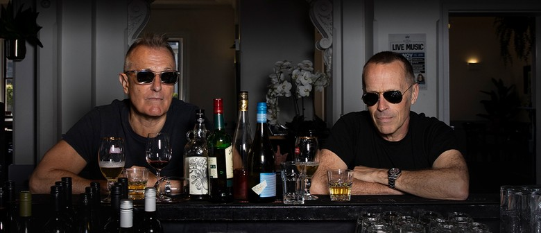 James Reyne & Mark Seymour – Never Again 2020
