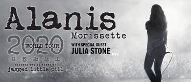 Alanis Morissette – World Tour 2020