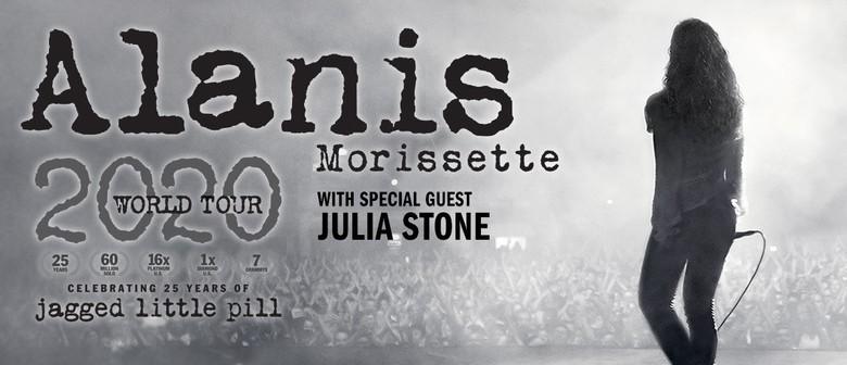 Alanis Morissette – World Tour 2020: POSTPONED