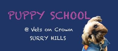 Surry Hills Puppy School