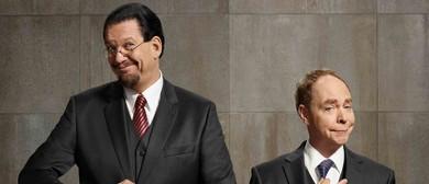 Penn & Teller Live: CANCELLED