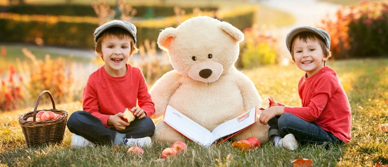 Teddy Bear Picnic & Storytime: CANCELLED