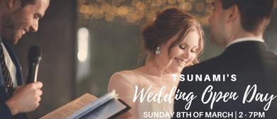 Tsunami's Wedding Open Day