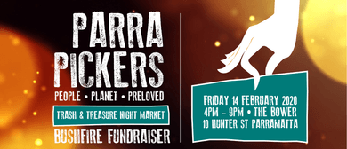 Parra Pickers – Trash & Treasure Market