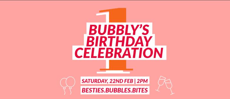 Bubbly's 1st Birthday Celebration