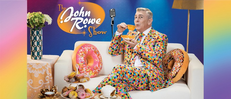The John Rowe Show – Mardi Gras Edition