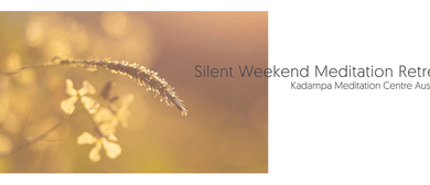Silent Weekend Meditation Retreat