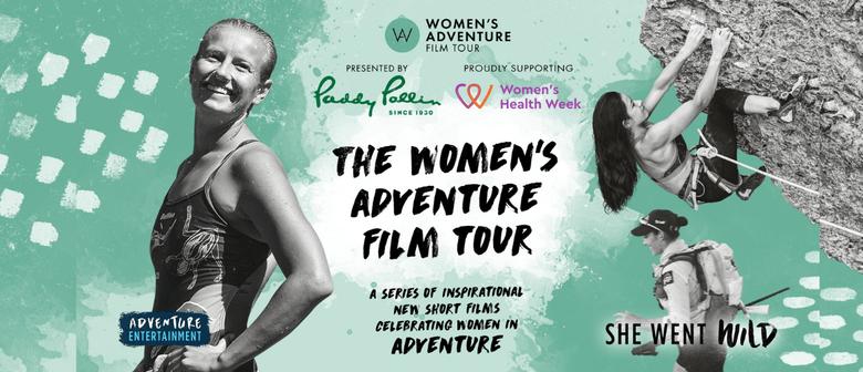 Women's Adventure Film Tour 19/20 – Royal National Park