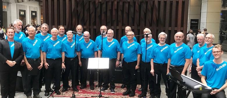 Men Aloud! Queensland Season