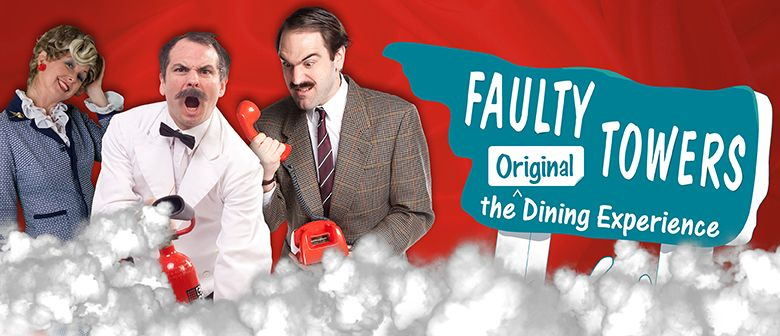 Faulty Towers The Dining Experience: POSTPONED