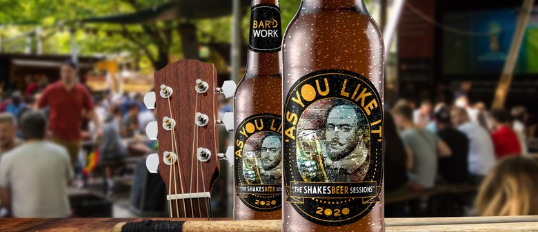 The Shakesbeer Sessions: As You Like It