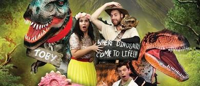Dinomania – School Holiday Feature Show