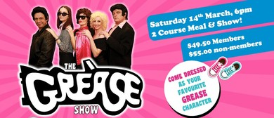 Grease Dinner/Show
