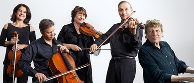 Goldner String Quartet and Piers Lane: CANCELLED