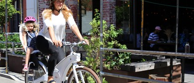 Tiller Rides Roadster Electric Bike Test Ride Event
