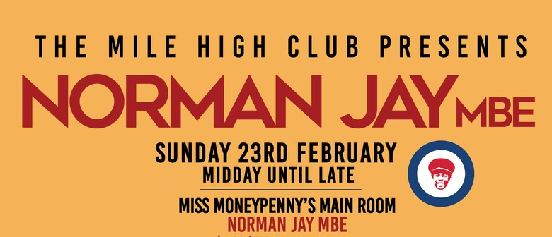 The Mile High Club – Block Party No.1 – Norman Jay