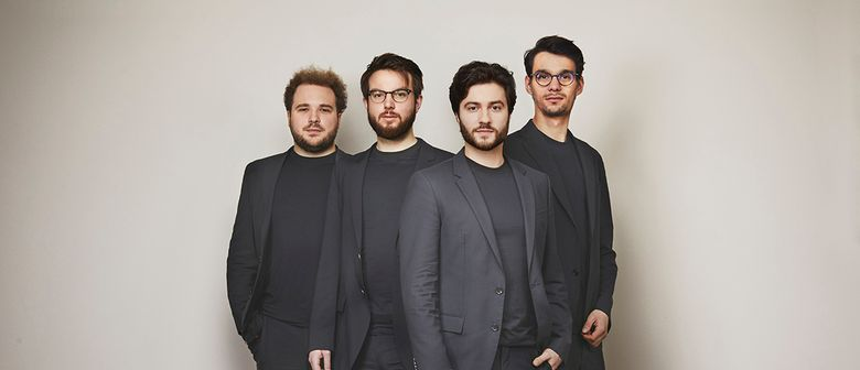 Goldmund Quartet: CANCELLED