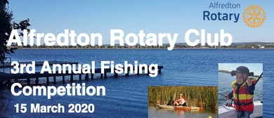 Alfredton Rotary's Fishing Comp
