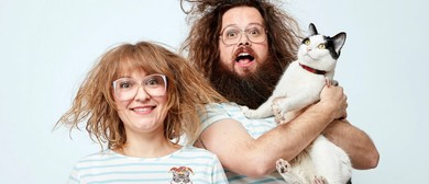 Two Little Dickheads: Kapow! – Melbourne Int'l Comedy Fest: CANCELLED