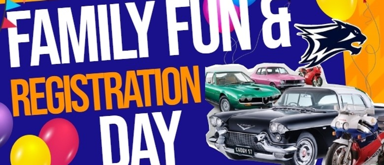Family Fun Day and Show 'n' Shine