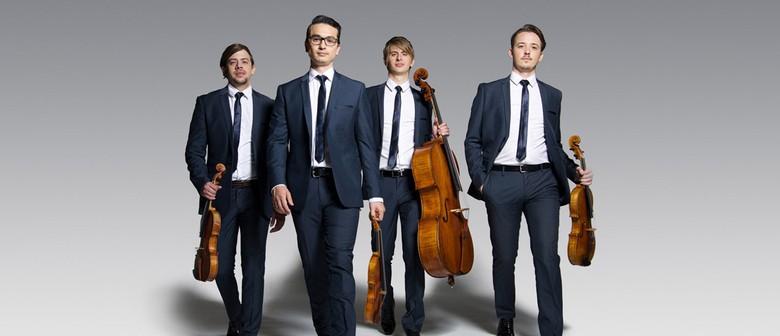Orava Quartet – Mozart, Beethoven and Schulhoff: POSTPONED