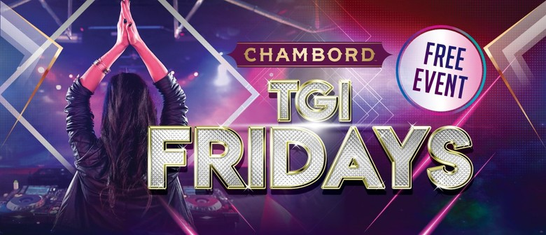 TGI Fridays: CANCELLED