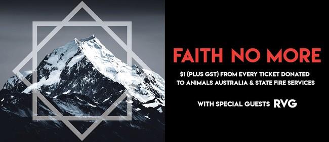 Image for Faith No More Australian Tour