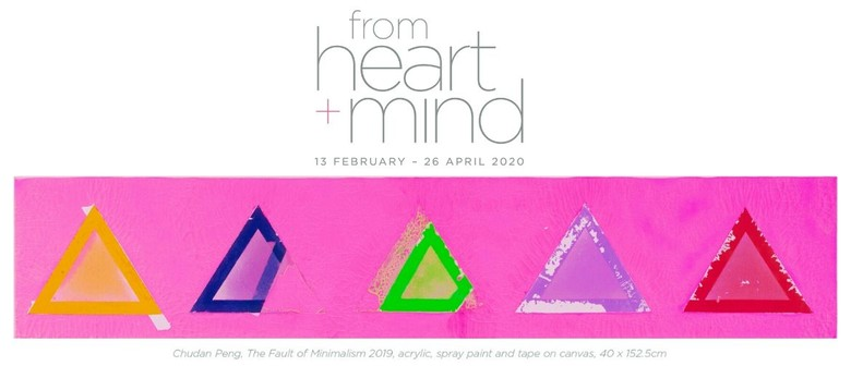 From Heart + Mind Exhibition