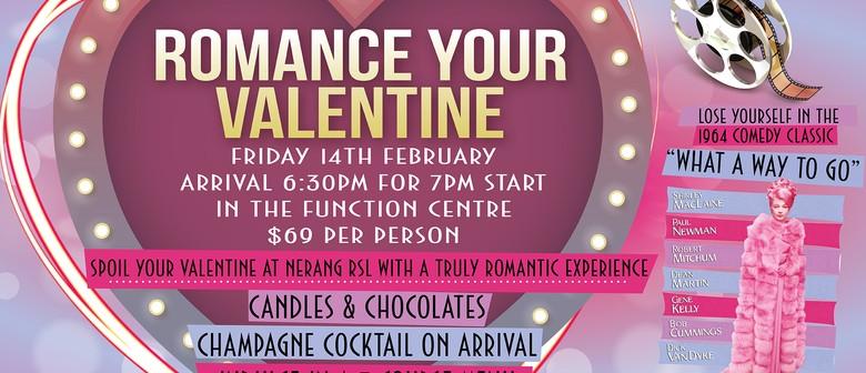 Romance Your Valentine