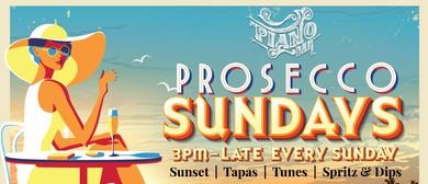 Prosecco Sundays