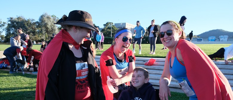 2020 Canberra MS Walk Run + Roll