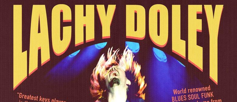 Lachy Doley – No Key Left Unbroken Tour