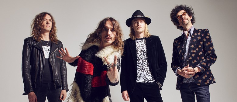 The Darkness – Easter Is Cancelled Tour