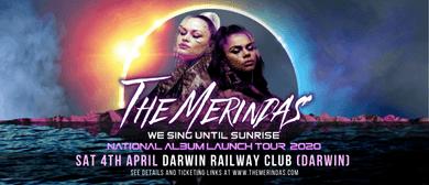 The Merindas Album Launch Fundraiser