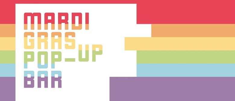 Mardi Gras Pop-Up Bar