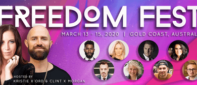 Freedomfest 2020 Gold Coast
