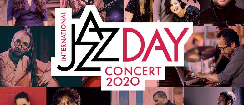 International Jazz Day Concert 2020: POSTPONED