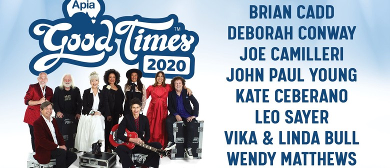 Apia Good Times Tour 2020