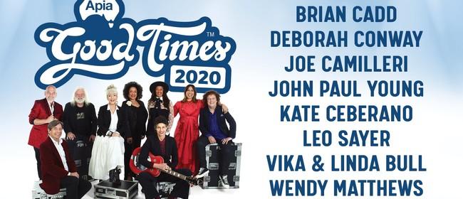 Image for Apia Good Times Tour 2021